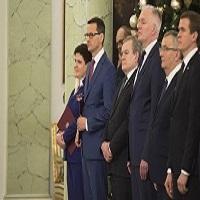 Szydło, Morawiecki i reszta rządu