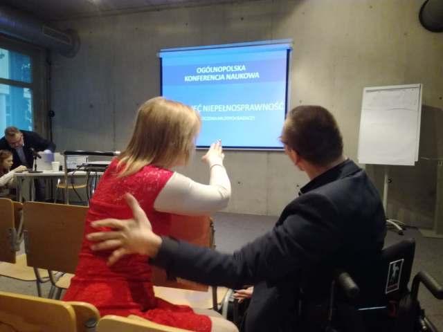 """Ogólnopolska Konferencja Naukowa """"Zrozumieć niepełnosprawność. Doświadczenia młodych badaczy"""""""
