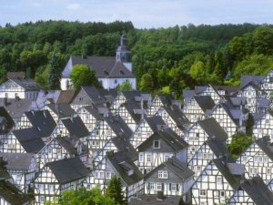 Freudenberg Bergishesland germany