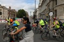 Cycling activity in London