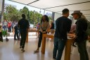 Techies and non-techies line at the doors of Apple Store