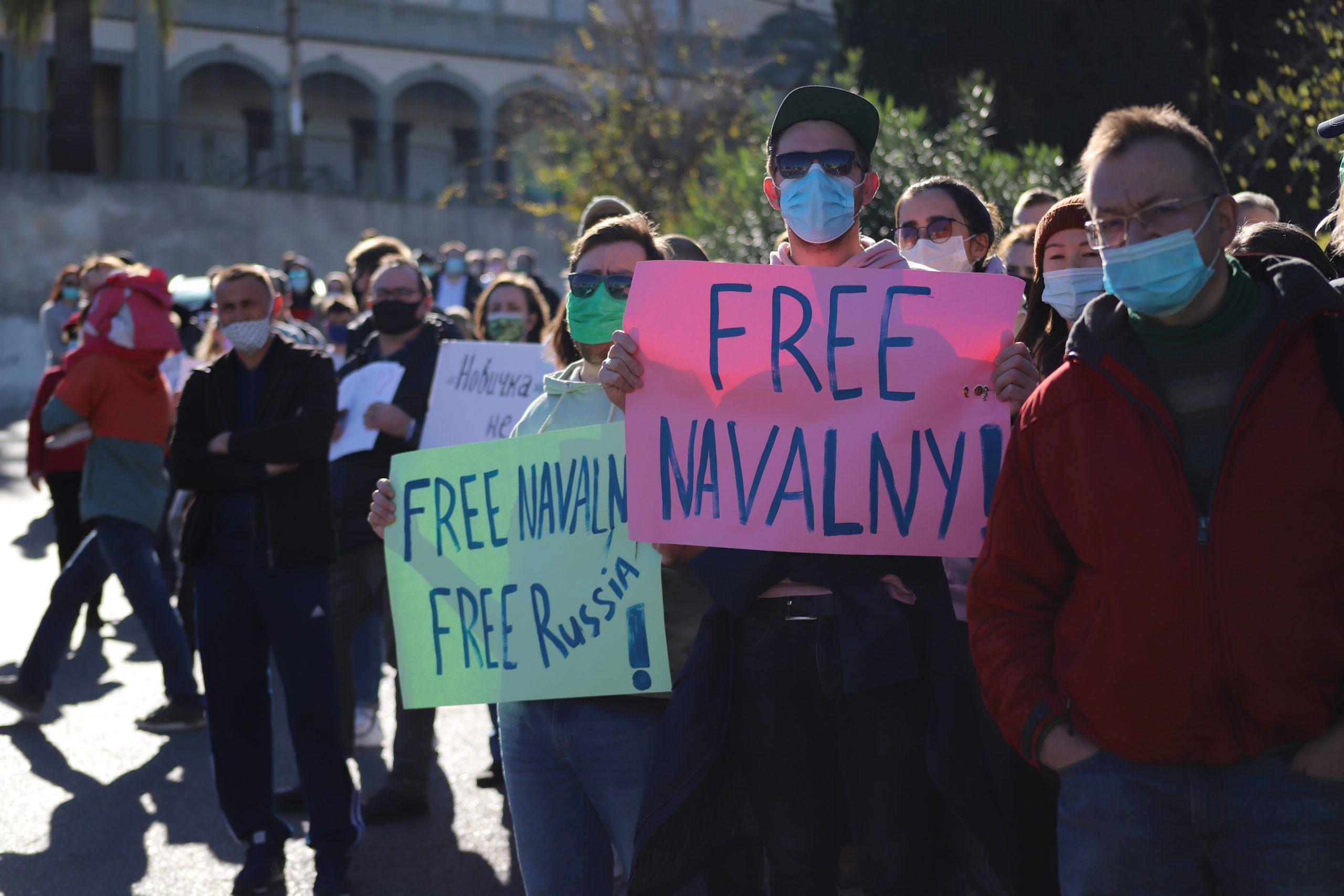 Free Navalny