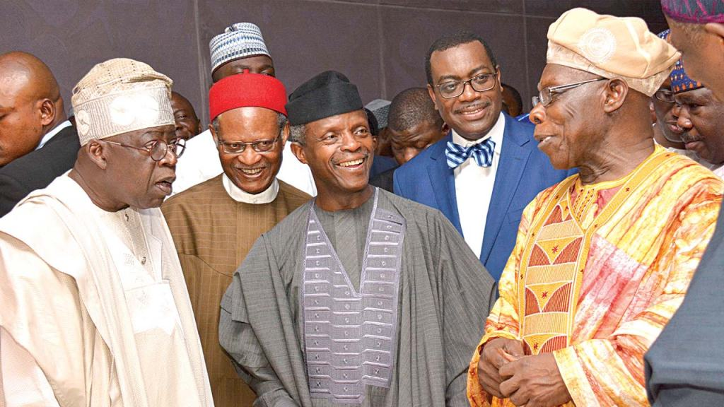 Opening of Obasanjo Presidential Library