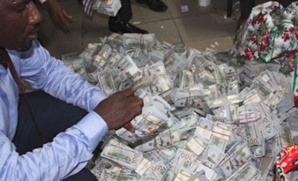 The Ikoyi Currency Stash