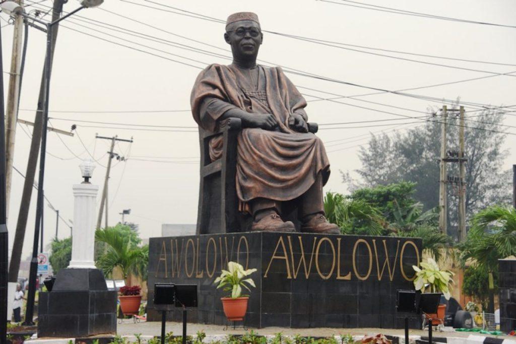 Awolowo Monument Ikeja