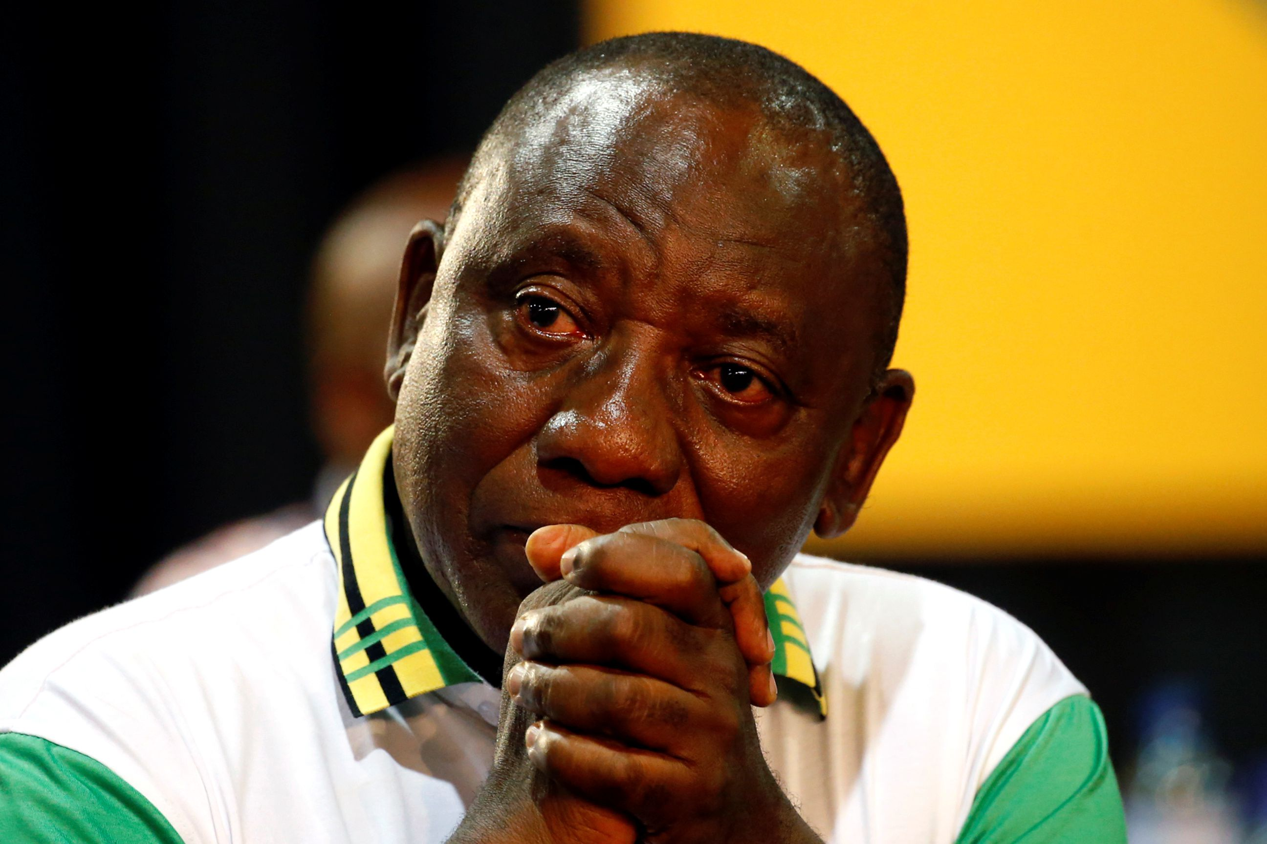South Africa's Ramaphosa: ANC Working to Resolve Fate of Zuma