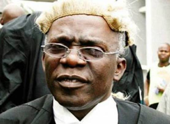 Premium Times, Anti-Press Laws and the Nigerian Constitution, By Femi Falana