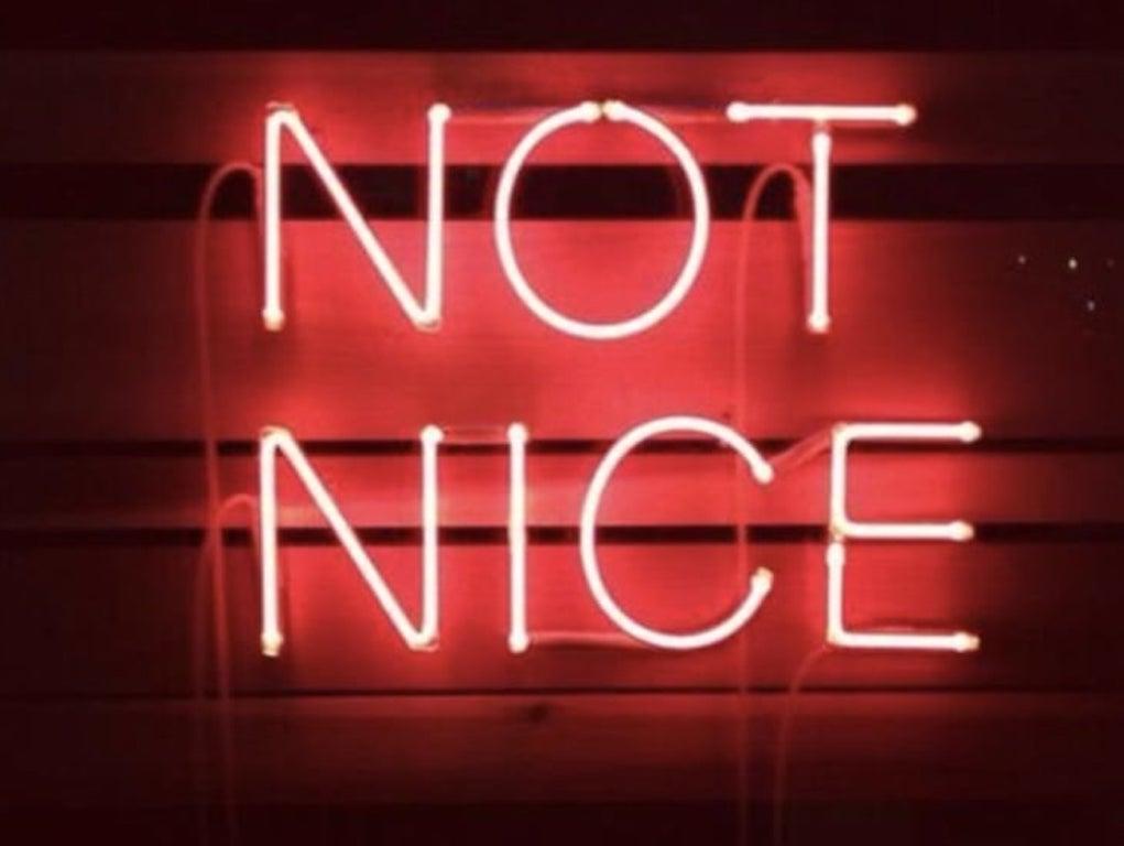God Is Not Nice and He Does Not Like Nice People (1), By Femi Aribisala