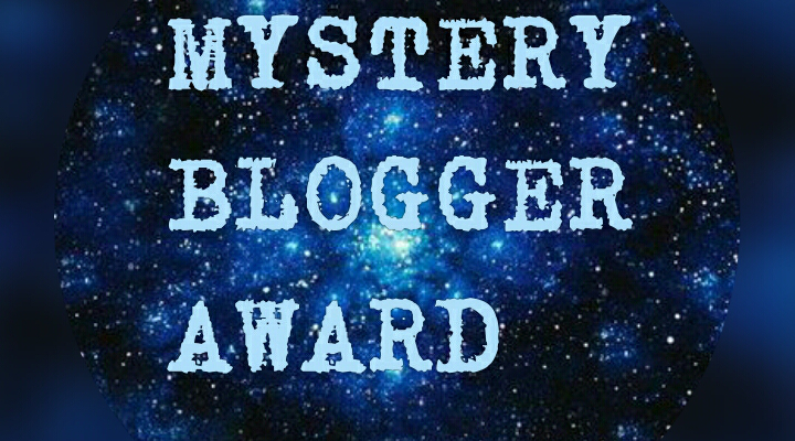 Image result for mystery blogger award space