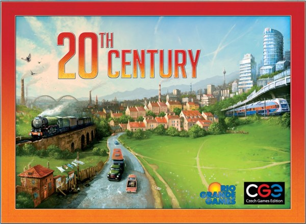Review: 20th Century | The Opinionated Gamers