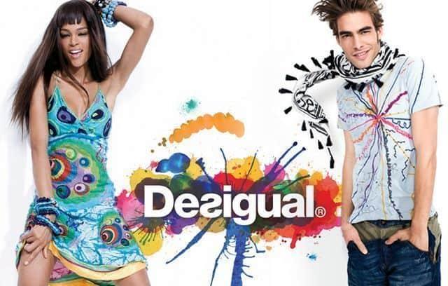 desigual marca de ropa