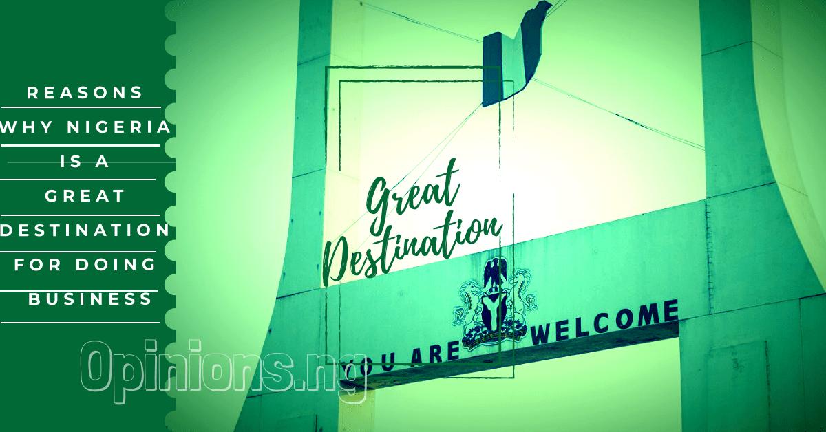 destination for doing business