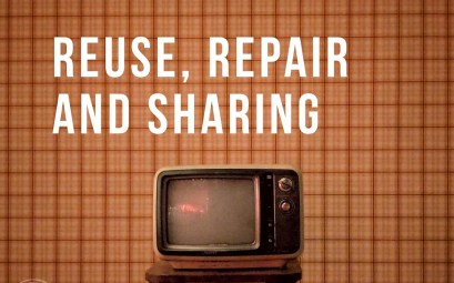electronics refuse, repair and sharing