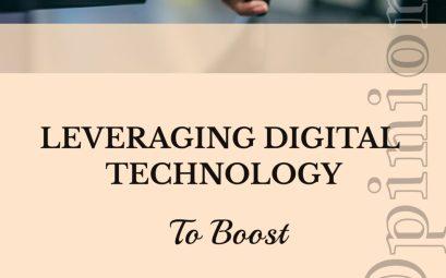 leveraging digital technology
