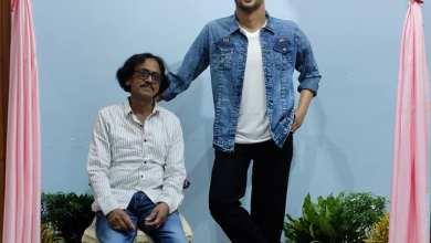 Photo of নিজের শিল্প দিয়ে সুশান্তকে অমর করে রাখলেন শিল্পী সুশান্ত রায়