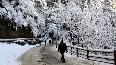 Photo of হিমাঙ্কের নীচে শেতাঙ্গ বেশে 'হিমাচল প্রদেশ'