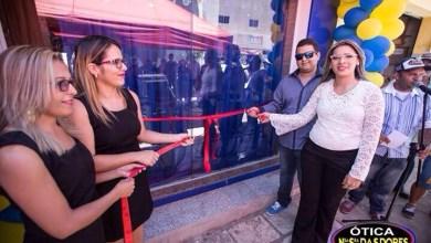 Ótica Nossa Senhora das Dores inaugura nova loja em Sumé 5