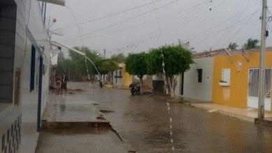Após meses de seca, volta a chover no Cariri paraibano 4