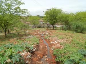 20160125174624-300x225 Mato, lixo e esgotos a céu aberto mostram descaso da Gestão do Prefeito Junior Nobrega no município da Prata, no Cariri