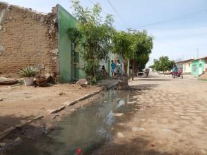 20160125174654-300x225 Mato, lixo e esgotos a céu aberto mostram descaso da Gestão do Prefeito Junior Nobrega no município da Prata, no Cariri