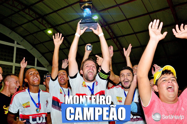 VIP_9283-1 Monteirense é campeão da Copa Sertânia de Futsal
