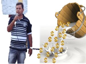 Ze-arnaldo-Mapro-300x225 Escândalo: Prefeito de Amparo é acusado de superfaturar preço do leite bovino em mais de 100%