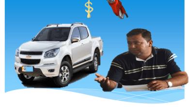 """Gastos com locação de caminhonete de luxo e combustível, gera despesas de  R$ 140.000,00 mil reais no gabinete do prefeito Zé Arnaldo """" AMPARO"""" 2"""