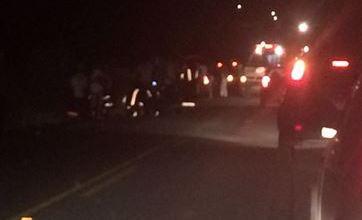 Irmão de prefeito paraibano morre após carro bater em dois veículos e capotar em rodovia da PB 5