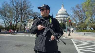 Casa Branca e sede do Congresso são isolados após disparos 5