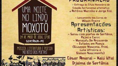 """Monstros sagrados da poesia regional neste sábado no """"BECO DOS POETAS"""" em Sertania-PE 5"""