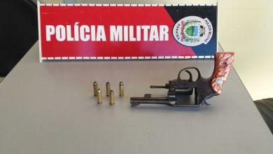 Polícia Militar de Monteiro acha arma de fogo abandonada 3