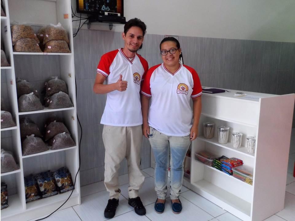 """Espaço-pet.06 Foi inaugurado o mais novo Pet Shop em Monteiro """"Espaço Pet"""""""