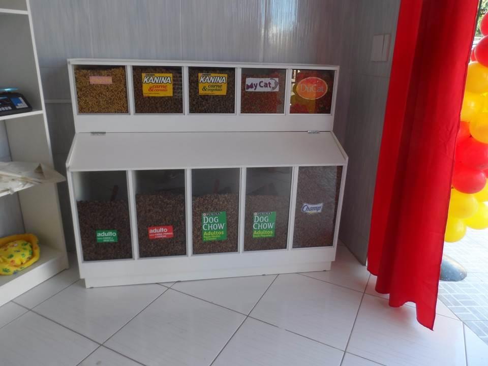 """Espaço-pet.07 Foi inaugurado o mais novo Pet Shop em Monteiro """"Espaço Pet"""""""