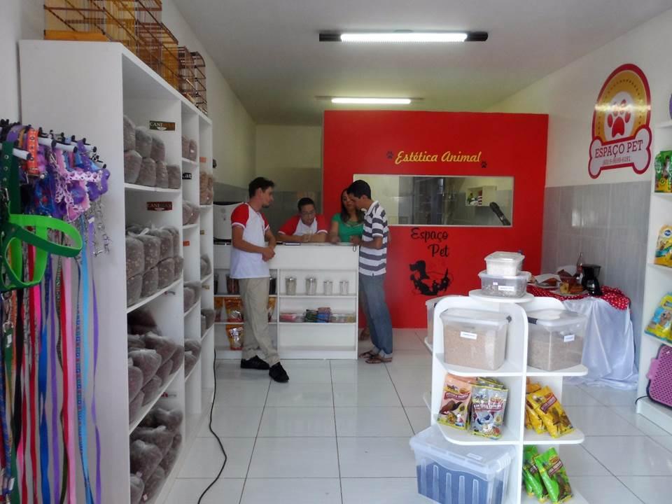 """Espaço-pet.jpg02 Foi inaugurado o mais novo Pet Shop em Monteiro """"Espaço Pet"""""""