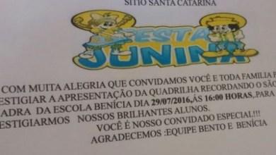 Escolas da zona rural promovem 'Recordando o São João em Monteiro' 10