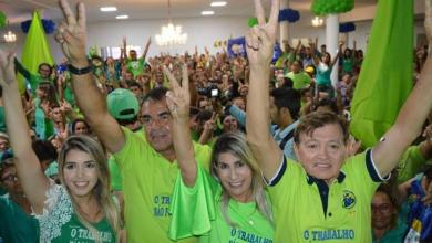 Lorena tem nome homologado como candidata a prefeita de Monteiro 8