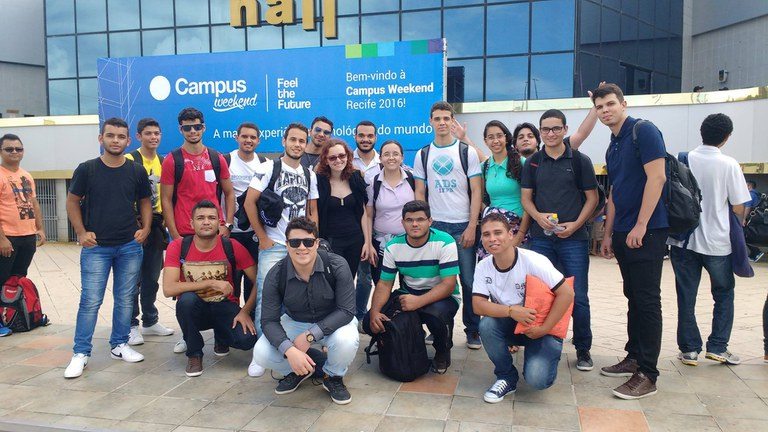 4014eb9a-be9e-47c5-b907-1a5f4f56620b Alunos de ADS do IFPB Monteiro participam da Campus Party