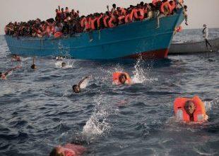 Itália resgata 6,5 mil migrantes no Mediterrâneo 2