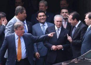 PMDB 'luta' por aumento a ministros do STF 3