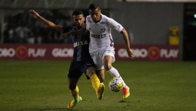 Santos vence confronto direto com Fluminense 3