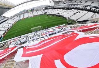 Corinthians diz desconhecer risco de deslizamento na Arena Itaquera 7