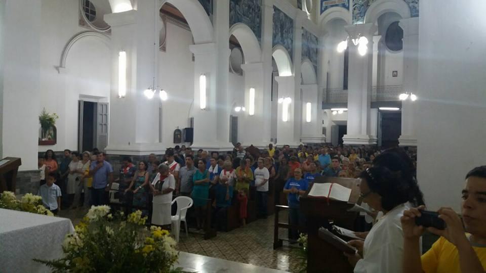 14915701_606932886172431_4262784112143045069_n Missa encerra o Ano Santo da Misericórdia com fechamento da Porta Santa em Monteiro