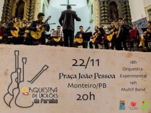 46368238-2a3b-4002-9fb2-2cae15bce1c5-300x225 IFPB Campus Monteiro traz Orquestra de Violões da UFPB
