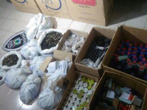 ab1ef20b9d55b2f798ee-300x225 Polícia prende homem suspeito de fabricar e vender munições