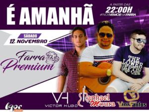 show-300x225 É AMANHÃ! O show do ano, Rafael Moura, Victor Hugo e Vini Santos