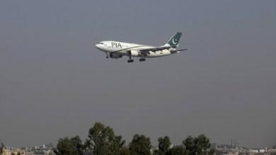 Avião com 47 pessoas a bordo cai no Paquistão 7