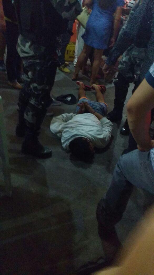 centro Exclusivo: Jovem é vítima de tentativa de homicídio em Monteiro