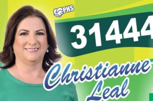 cris-300x198 Justiça Eleitoral Volta Atrás e Absolve a Vereadora Christianne Leal