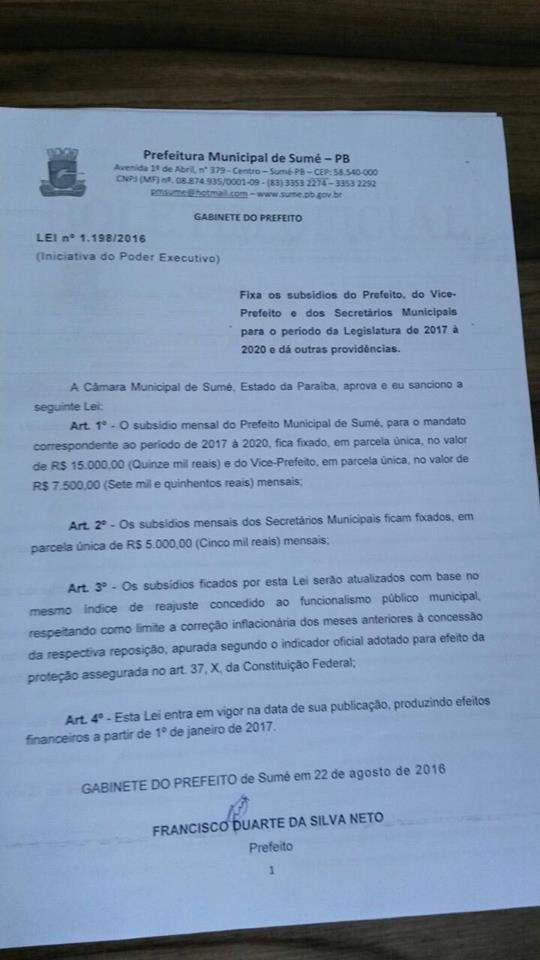 sumé-aumento-do-salarios-de-vereadores-02 Exclusivo: Vereadores de Sumé aumentam os próprios salários e o do prefeito e secretários