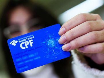 17218336280003622710000 Contribuinte já pode atualizar CPF pela internet; veja orientações